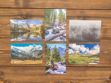 Colorado Postcards — Pack of Six $18