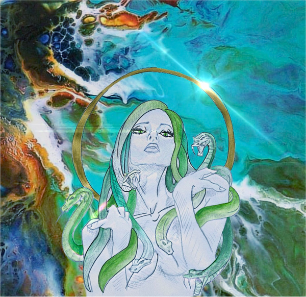 She Could Be Medusa
