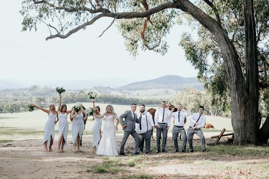 Wandin Park Estate Brendan Creaser Photography Wedding 12