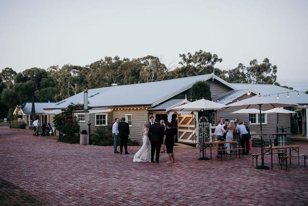 Wandin Park Estate Brendan Creaser Photography Wedding 10