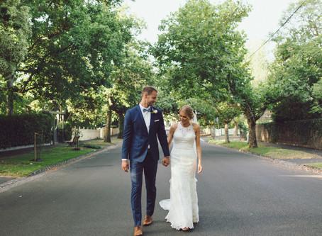 The Gables, Malvern Wedding
