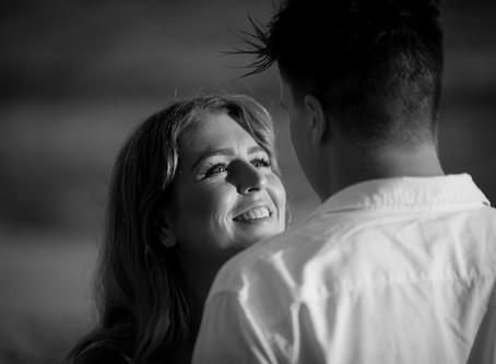 All Smiles Sorrento Engagement Session