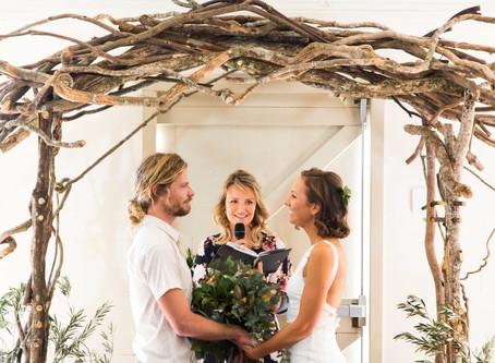 Ewingsdale Hall, Byron Bay Wedding