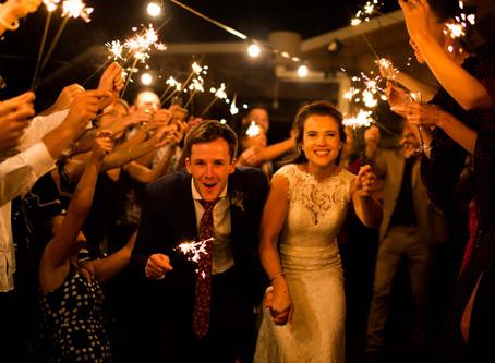 The Briars, Mount Martha Wedding