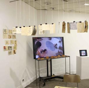 Video of clay conversation held in Pollen Studios, July 2019.