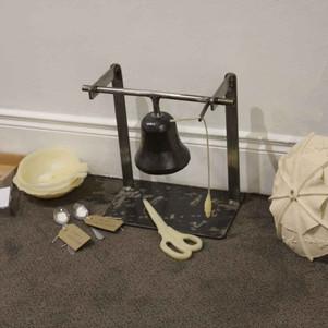 Object exchange with Sarah Tutt, Primary Studios, Nottingham.