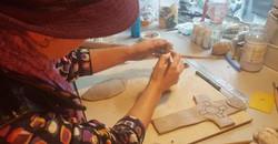 Resident workshop artist