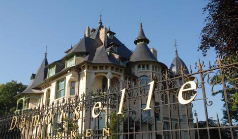 La Villa Demoiselle