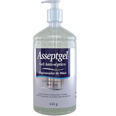 Asseptgel 440g