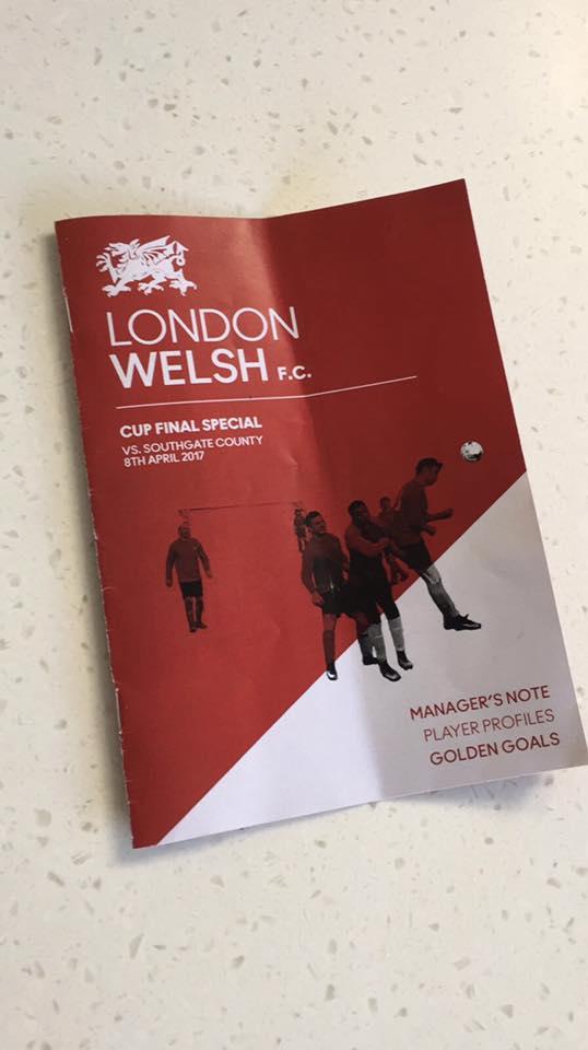 cup final brochure
