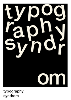typography syndrom