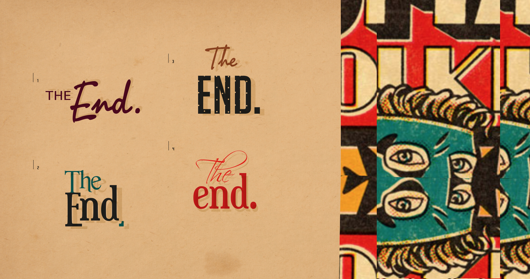 the end3
