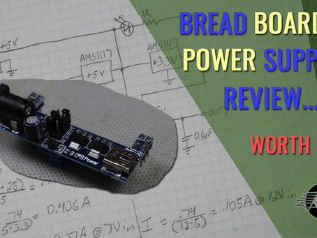 ARE BREADBOARD POWER SUPPLIES FROM CHINA WORTH IT?
