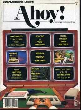 Ahoy! Magazine