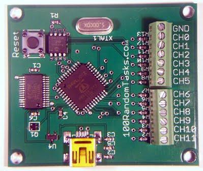 JTAG Pin Finder PCB