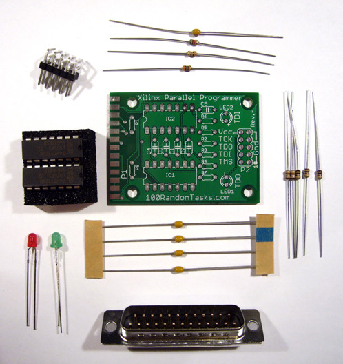 Xilinx Parallel Programmer Kit