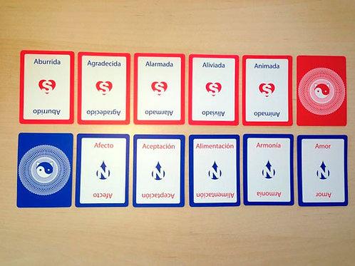 Konecta con cartas
