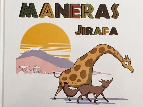 Maneras Jirafa