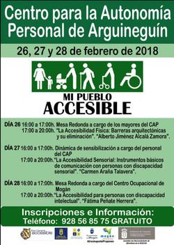 Mi pueblo accesible