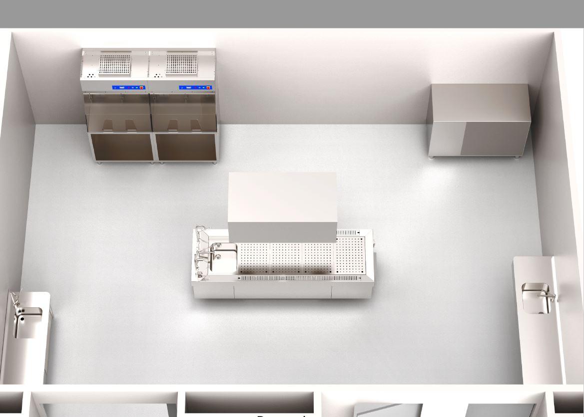 Sala de Autopsias BS-L3