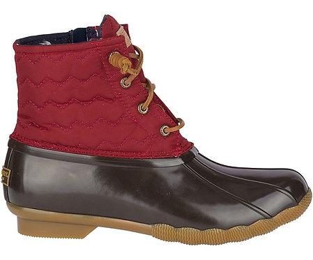 Sperry: Women's Saltwater Quilted Chevron Duck Boot