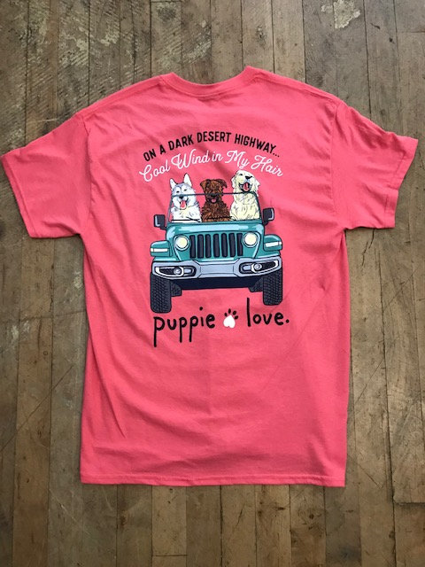Puppie Love T-Shirt