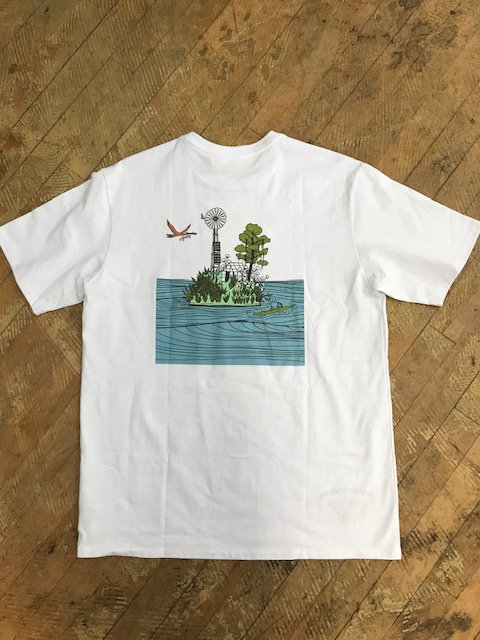 """M's Patagonia """"Save Our Seeds"""" Responsibili-Tee"""