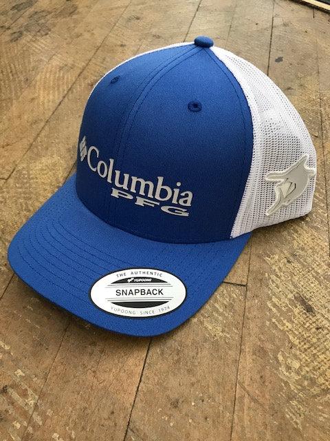 Columbia PFG Mesh Snapback Ball Cap