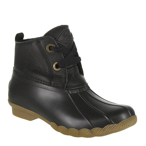 Sperry: Womens 2-Eye Leather Duck Boot