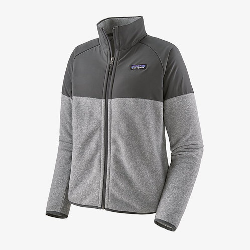 W Lightweight Better Sweater Shelled Jacket