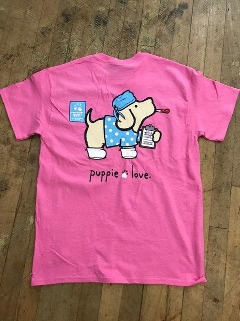 Puppie Love Nurse T-Shirt