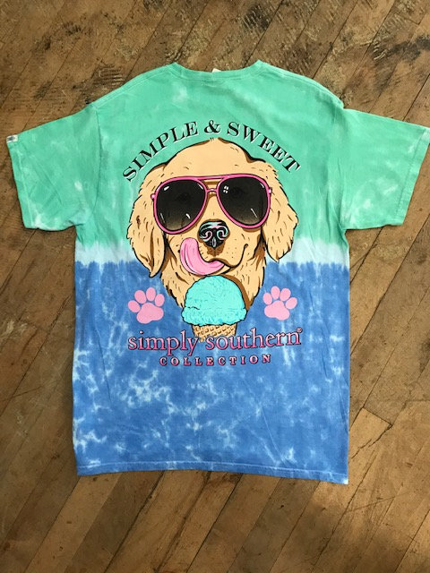 """Simply Southern """"Simple & Sweet"""" T-Shirt"""