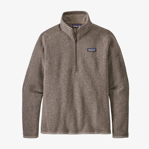 W Better Sweater 1/4 Zip