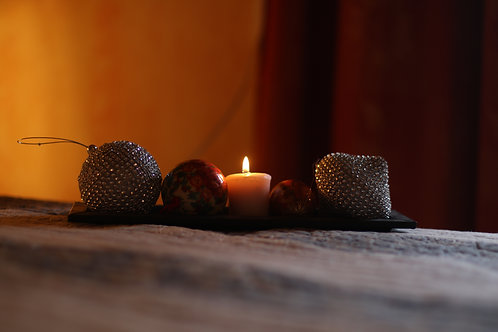 Candles tones