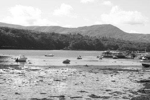 Kerry's marina