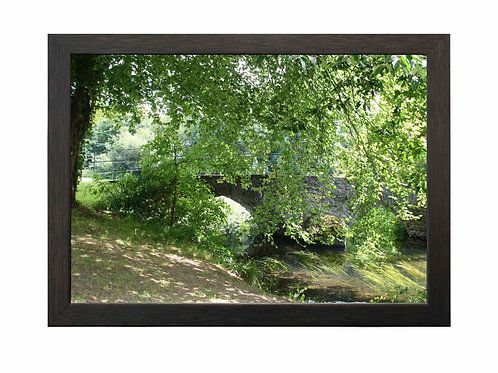Wooden Frame plus any picture of your taste