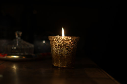 Candle projection