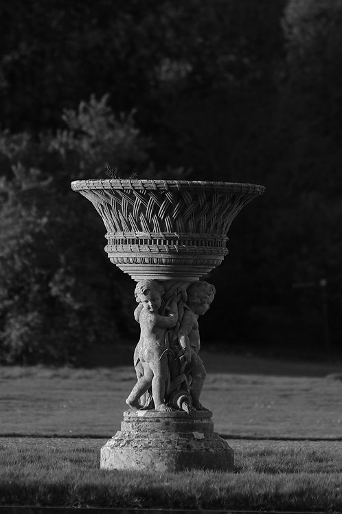 Angels and chalice
