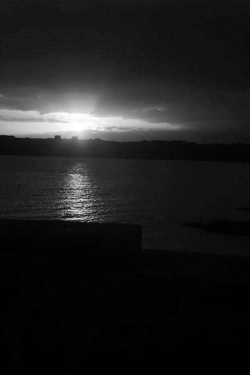 Black and white heaven