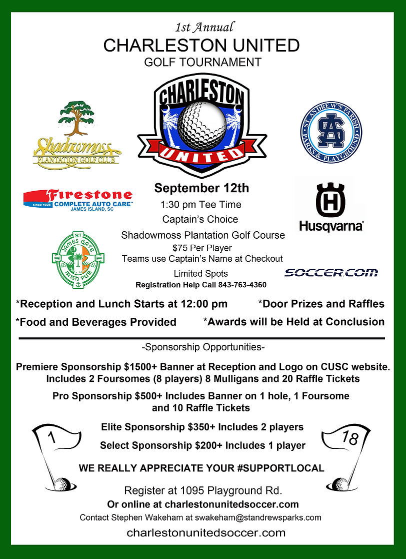 CUSC Golf Tourney and Sponsor.jpg