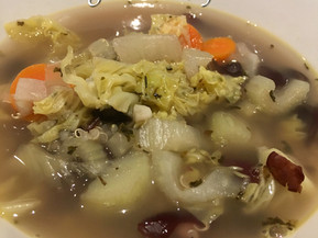 Vegetable Soup #6