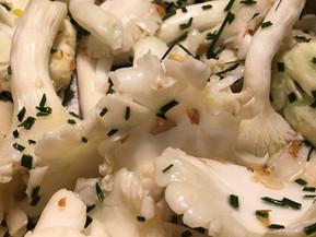 Mushroom & Wild Onion Soup