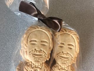 Braun biscuit, anyone?