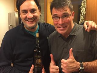 Aristo! Podere Riosto's Reserve Wine