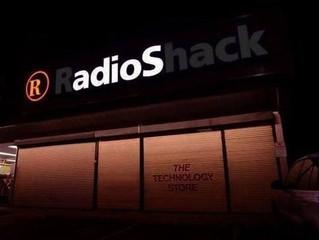 Adios RadioShack!