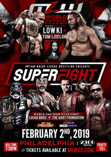 MLW Super Fight 2019