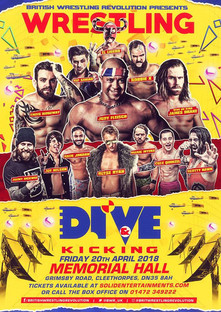 BWR Dive & Kicking