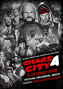 GWF Chaos City 2019