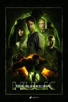 Hulk 2008 Fan Poster