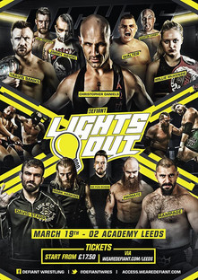 WCPW Lights Out